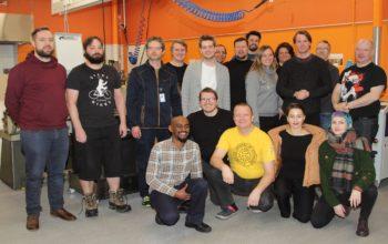 Nordic bootcamp á Kambsdali í 2019